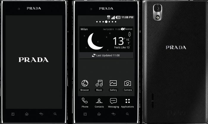 Prada LG Mobile Phone