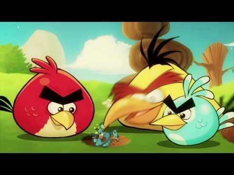 Angry Birds Saves Life Of Stranded Man...Kinda
