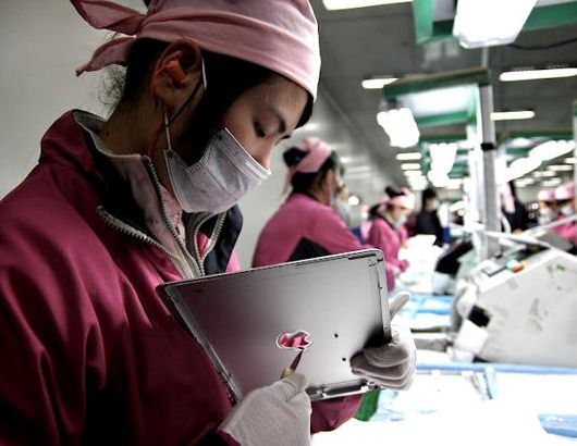 New Video Gives Glimpse Into How An iPad Is Made