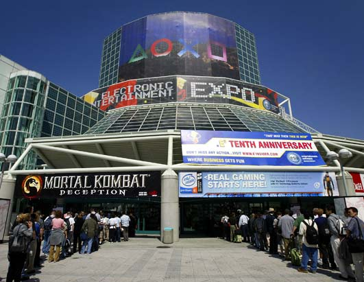 E3 Highlights The Future Of Gaming