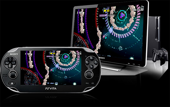 Sony PS3 and Vita:  Buy One Get The Other Free!