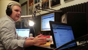 kid friday and webkinz webcast podcast host dave swerdlick