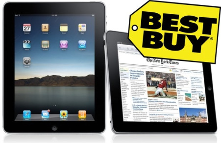 Best Buy Discounts iPad 2 As iPad 3 Gets Ready For Release