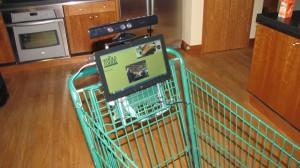 Kinect Shopping Cart