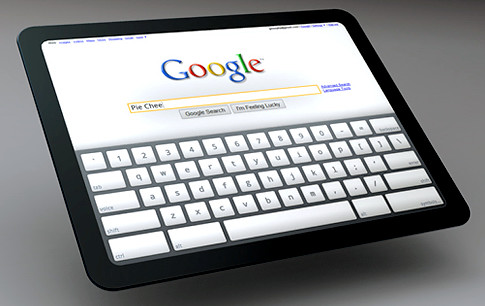 Google Gets Into The Tablet Game