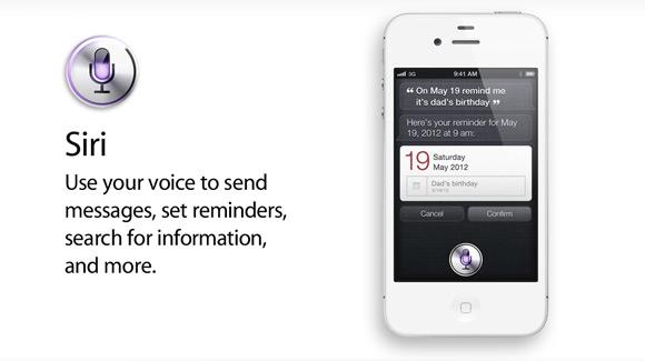 Apple's Siri Kinda Stinks