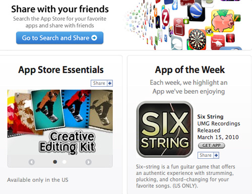 Facebook Introduces Their Own App Store