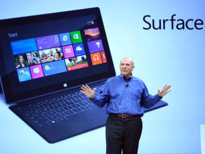 Microsoft Surface To Offer Cover That Turns Into A Keyboard